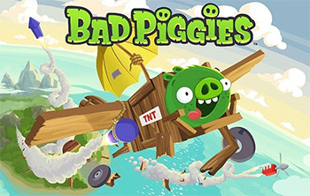 Bad Piggies теперь и для Android