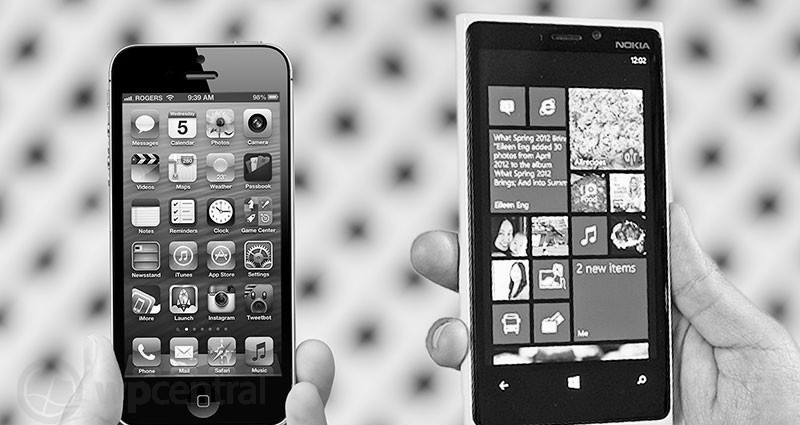 iPhone 5 vs Lumia 920: за и против