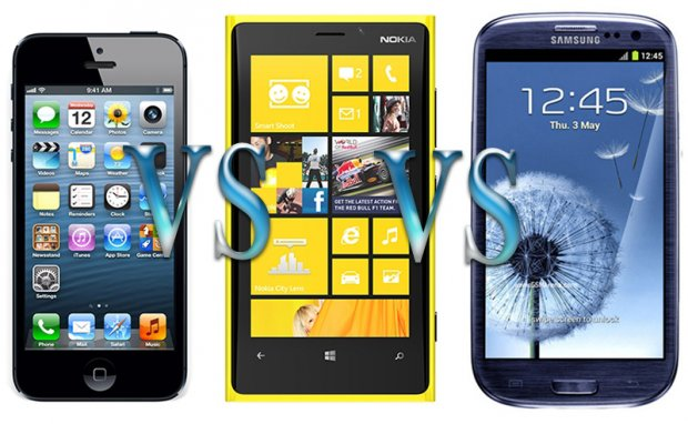 Samsung Galaxy S 3 vs iPhone 5: за и против