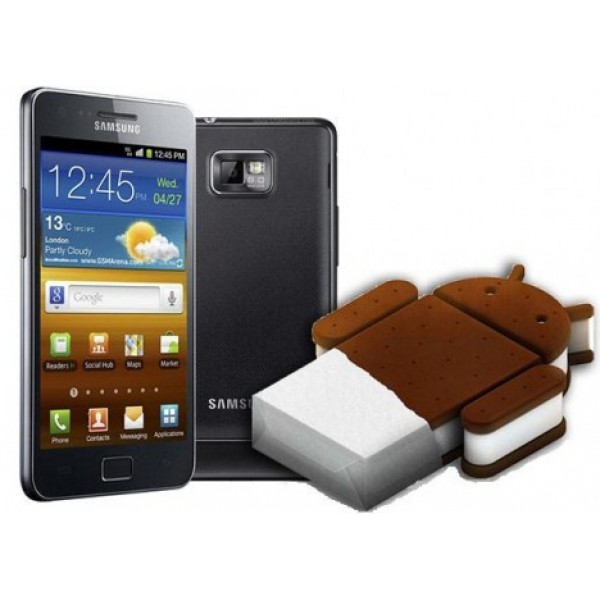 Galaxy S II обновится до Android 4.1.2 Jelly Bean в феврале