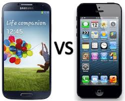 Samsung Galaxy S VI vs iPhone 5: видео сравнение