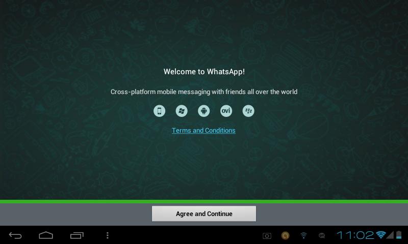 как пользоваться whatsapp на андроид пошаговая инструкция