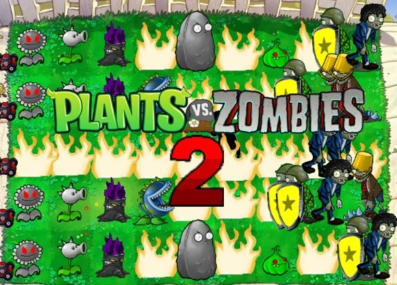 Plants vs. Zombies 2 для iOS-устройств будут доступны 18 июля