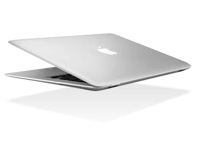 Комплектация нового MacBook Air