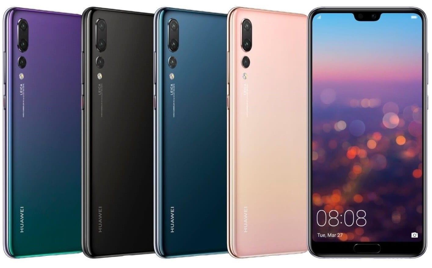 Смартфон Leagoo S10 сумел скопировать и даже превзойти Huawei P20 Pro