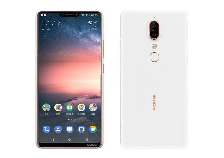 Смартофоны Nokia X6 будут продавать в России и в Европе
