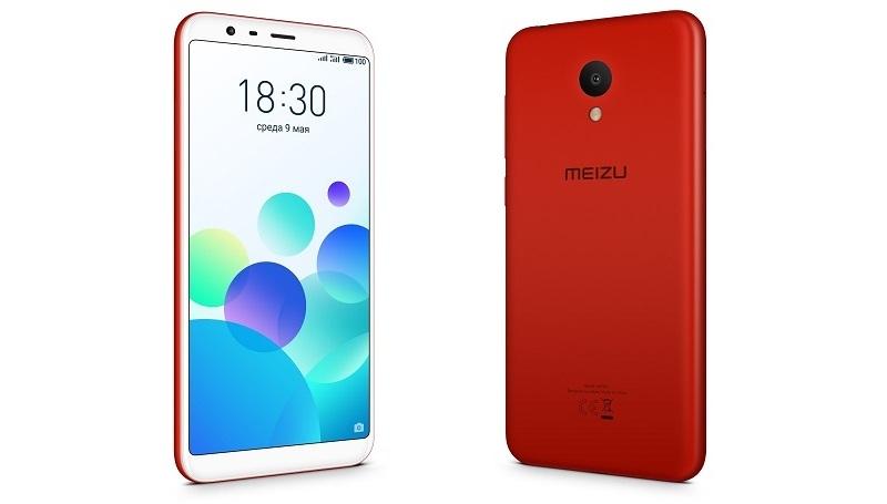 Специалисты презентовали Meizu M8c