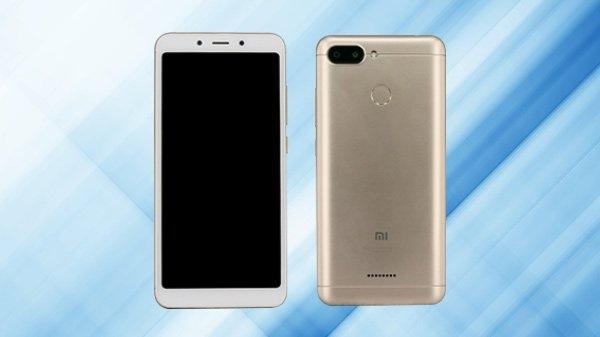 Xiaomi Redmi 6A готов к реализации