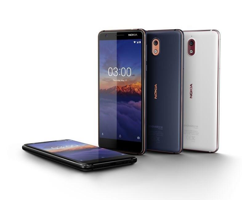 В Москве анонсировали смартфон Nokia 5.1
