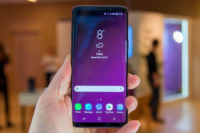 Samsung Galaxy S10 может получить уникальную особенность