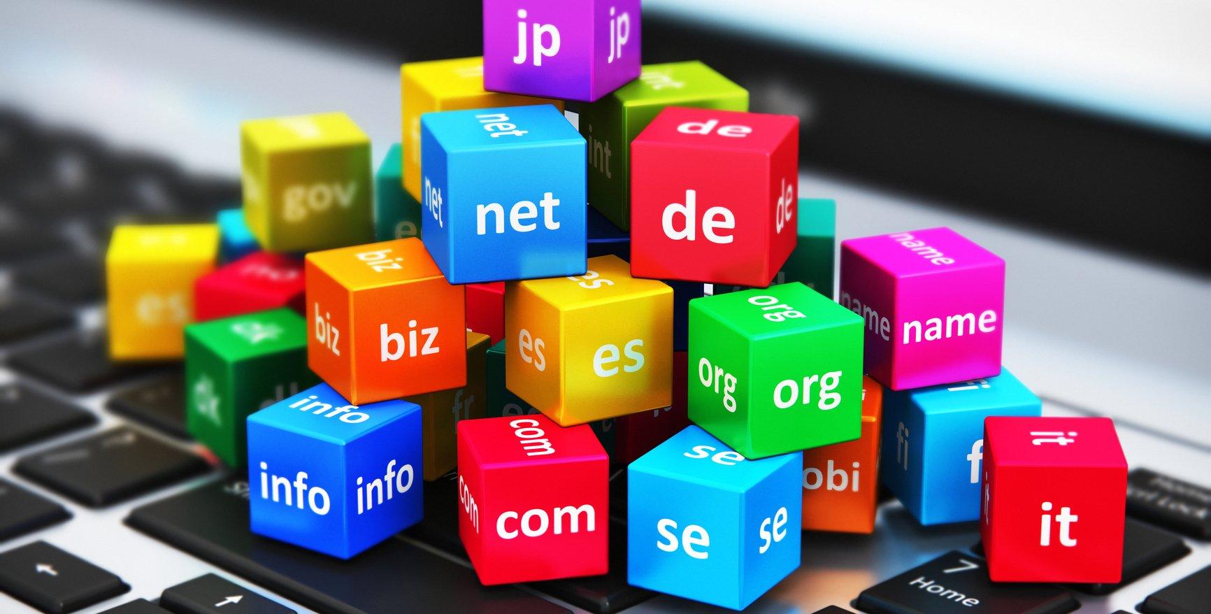 Выбираем доменное имя правильно