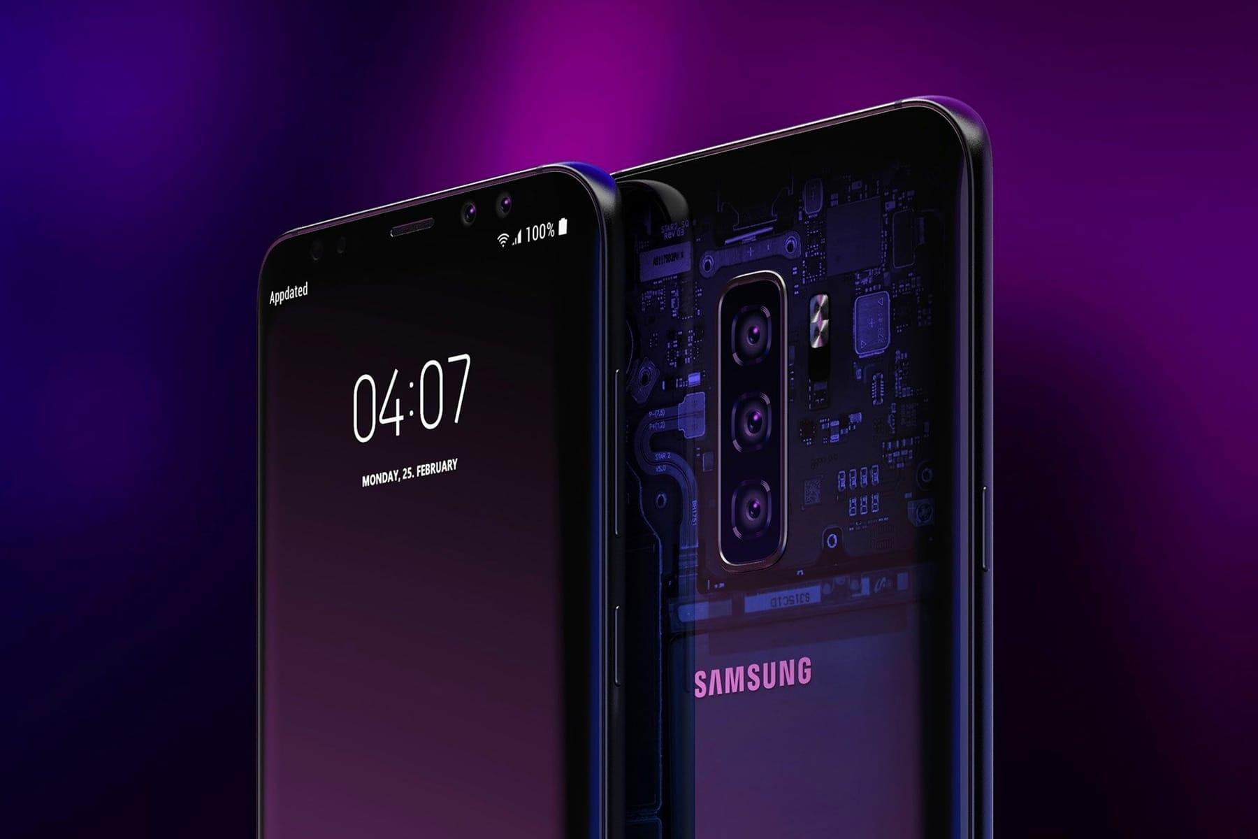Samsung Galaxy S10 Lite получил тройную камеру