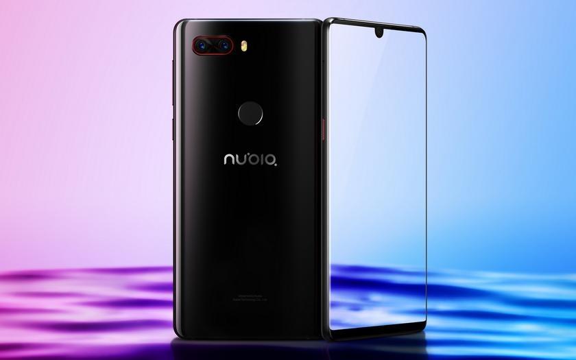 Анонс Анонс Nubia Z18 – смартфона с прекрасными техническими параметрами
