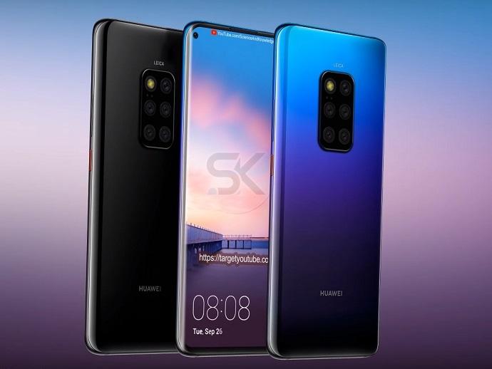 Huawei Mate 30 Pro станет уникальным смартфоном