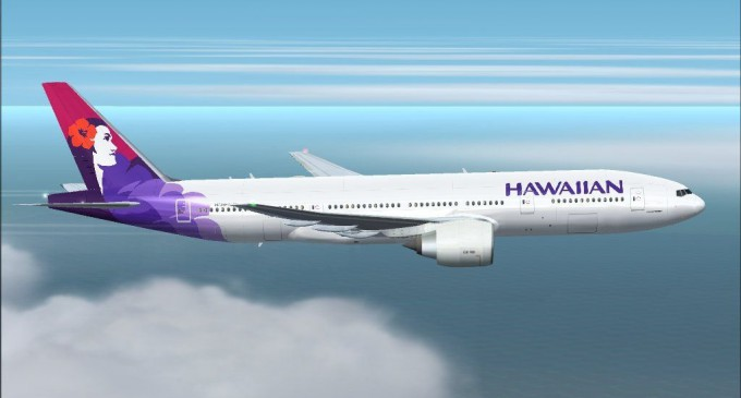 Hawaiian Airlines купили 1400 iPad mini
