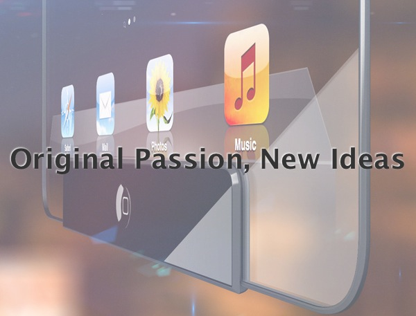 «Original Passion, New Ideas» — необычная летняя презентация iPhone и iPad