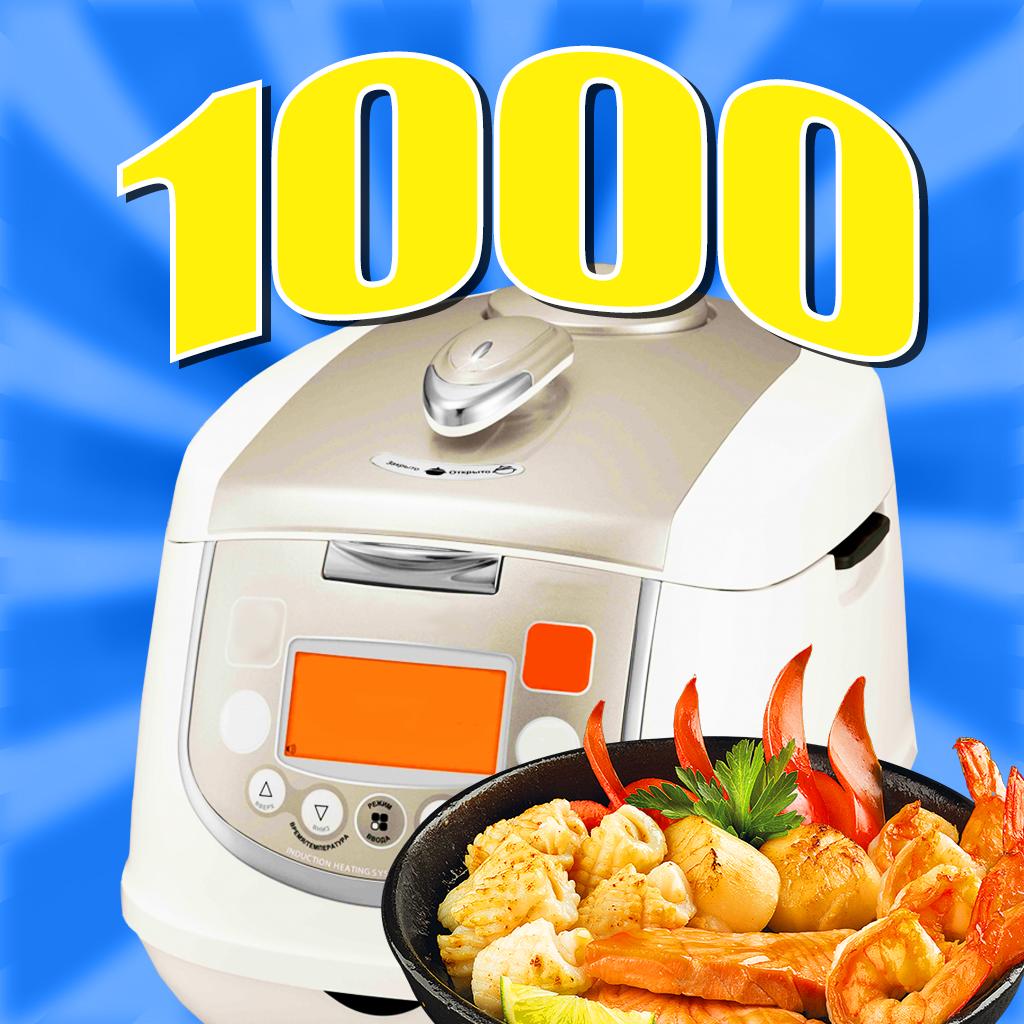 1000 рецептов для мультиварки