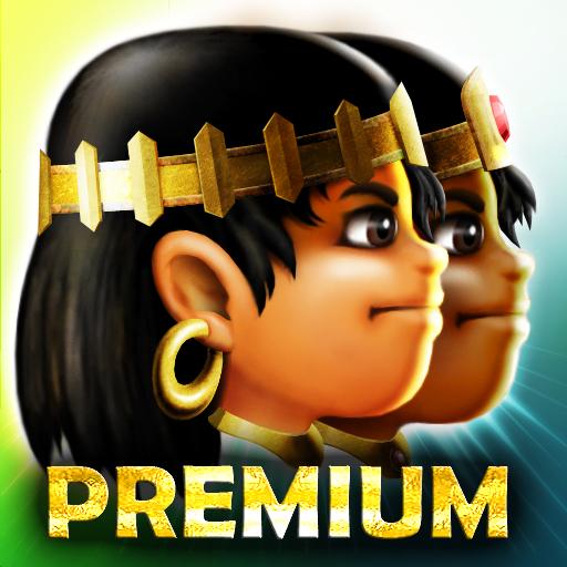 Babylonian Twins Puzzle Platformer Premium