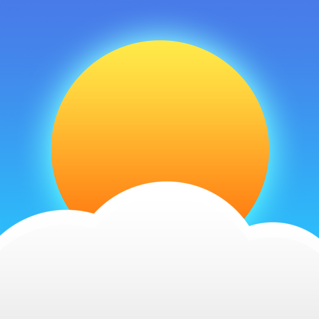 MegaWeather for iPad